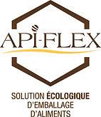 Api-flex, Le petit rucher du Nord, emballage coton et cire d'abeille, écologique