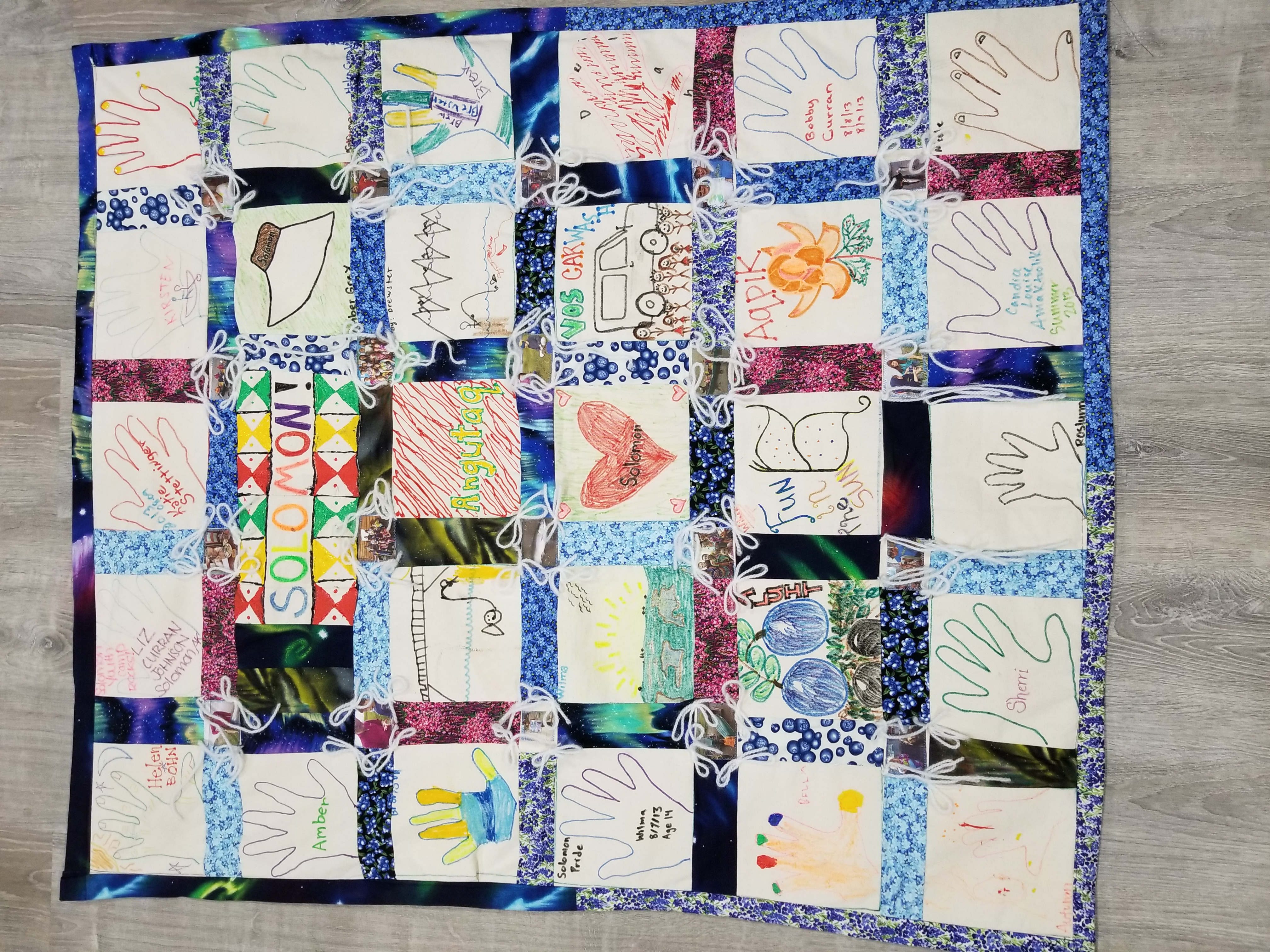 YouthCampQuilt