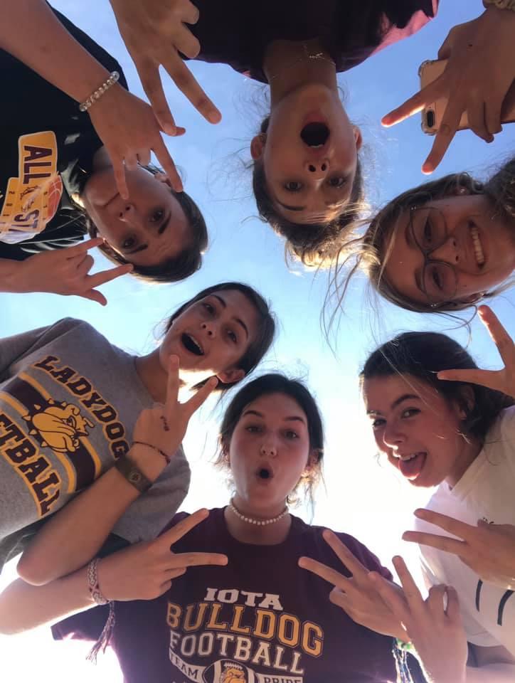volleygirls