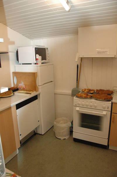 Mini køkken
