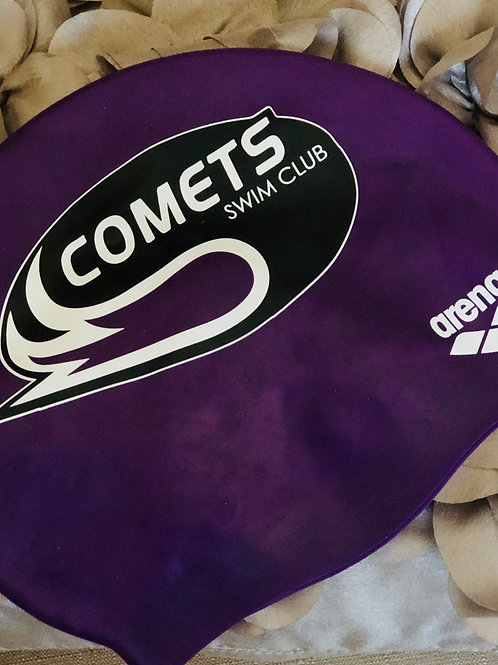 COMET Swim Cap (Silver Available for Pre Comp)