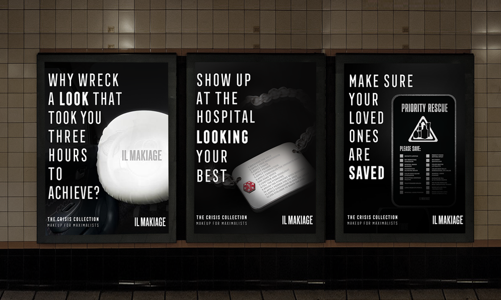 il-makiage-subway-posters