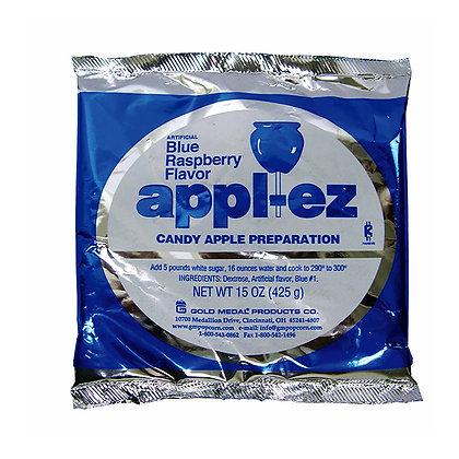 Candy Apple Coating Mix - Blue Raspberry
