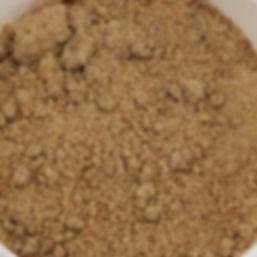 Cinnamon Streusel Topping