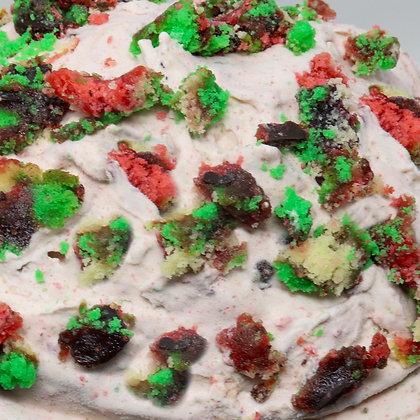 Rainbow Cookie Crumble