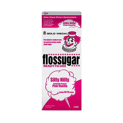 Flossugar - Silly Nilly Pink