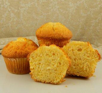 Muffins - Unbaked - 6.25oz - Corn