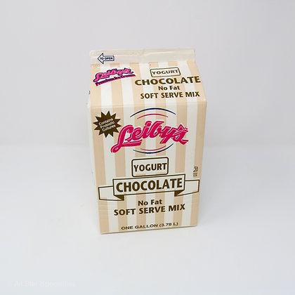 Yogurt Mix - Leiby's - Non Fat Yogurt - Chocolate