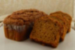 Baked Loaf - Pumpkin -Seasonal