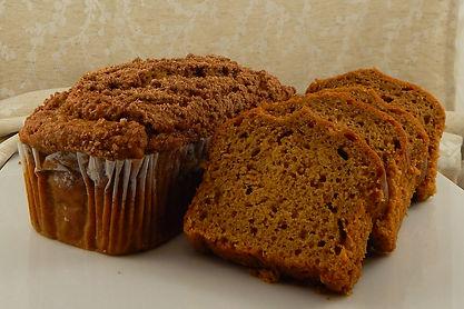 Cake Loaf - Unbaked - Pumpkin - Seasonal