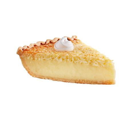 Pie - Coconut Custard