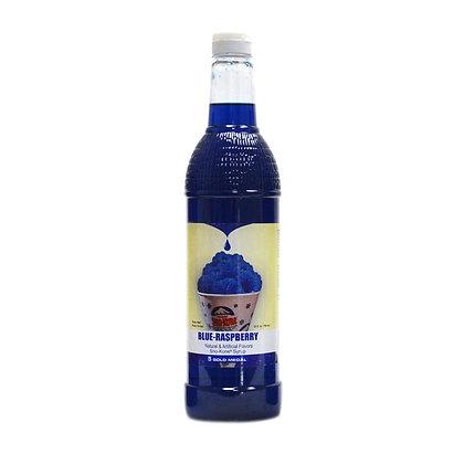 Sno-Kone Syrup - Bottle - Blue Raspberry