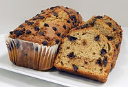Baked Loaf - Banana Chocolate