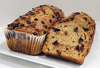 Cake Loaf - Unbaked - Banana Choc Chip