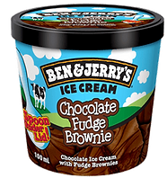Ben & Jerry's Dixie Cups - Fudge Brownie