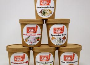 Private Label Ice Cream Pints