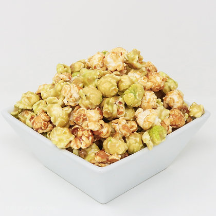 Apple Caramel Popcorn