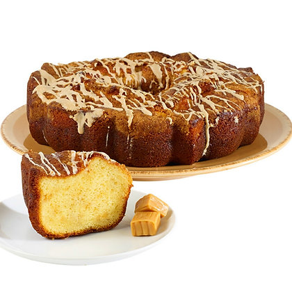 Boston Coffee Cake - Apple