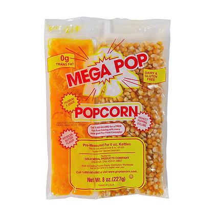 Popcorn Kits - 8oz.