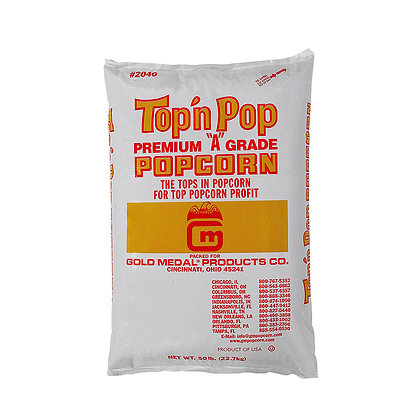 Popcorn Kernels - Top & Pop