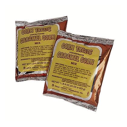 Popcorn Flavor - Corn Treat - Caramel