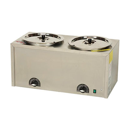 Caramel Apple / Fudge Dip Warmer Unit