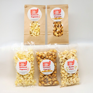 Private Label Popcorn Products