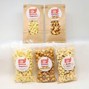 Private Label Popcorn Products