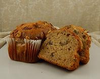 Cake Loaf - Unbaked - Banana