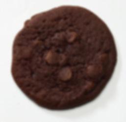 Unbaked - Bake N' Joy - 1.25oz. Cookie - Triple Chocolate