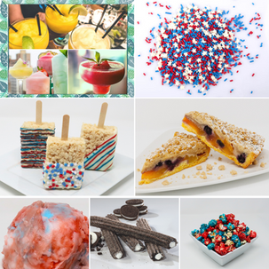 Dessert Trends for May
