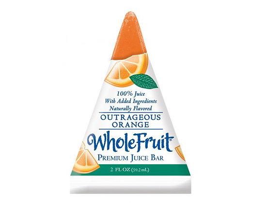 Whole Fruit Shapes - Orange