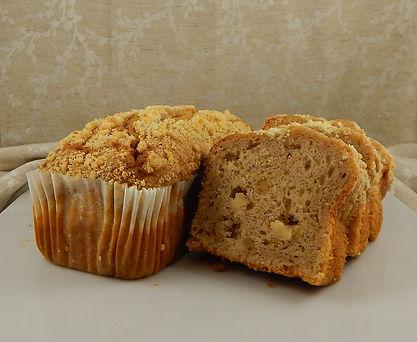 Cake Loaf - Unbaked - Caramel Apple