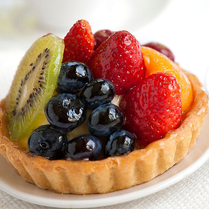 Tart Shells - Butter Tartlet - 4.13""