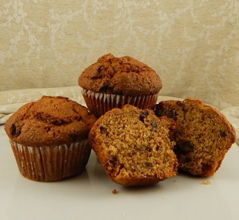 Muffins - Unbaked - 6.25oz - Raisin Bran