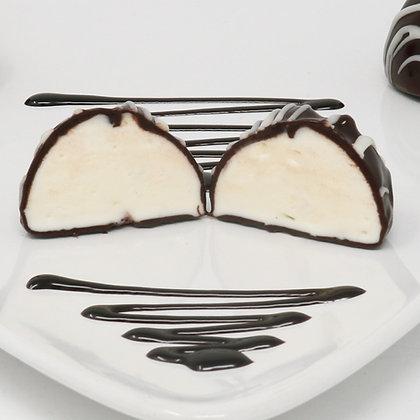 Non-Dairy Ice Cream Truffles - Vanilla