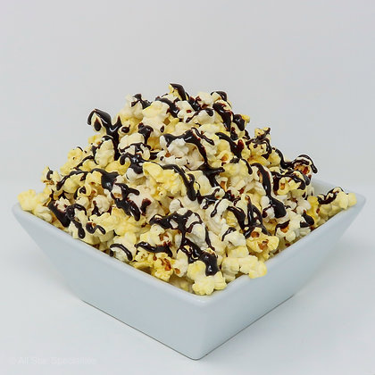Chocolate Covered Popcorn