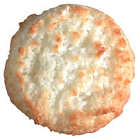 Bake N' Joy - 1.6oz. Cookie - Coconut Macaroon