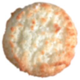 Unbaked - Bake N' Joy - 1.6oz. Cookie - Coconut Macaroon