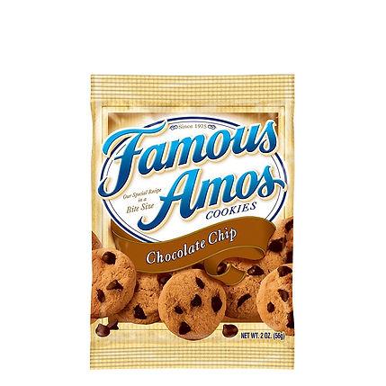 Famous Amos - Vending Pack