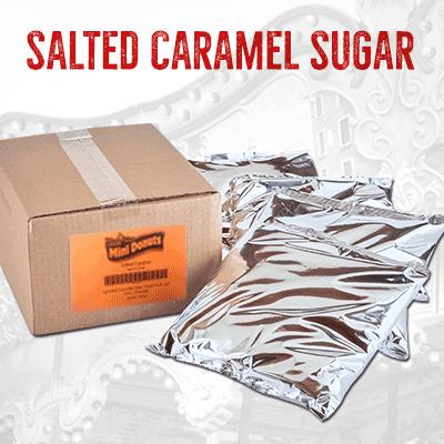 State Fair - Salted Caramel Sugar