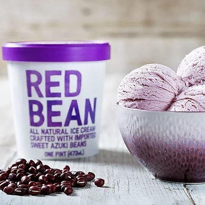 Pints - Red Bean Ice Cream