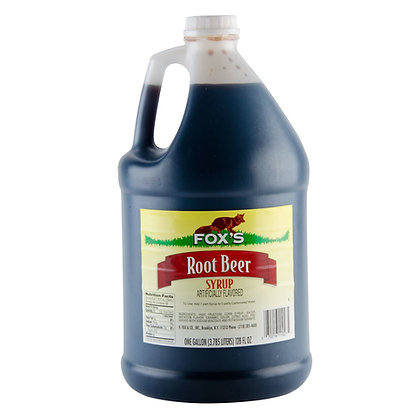 Syrup - Root beer