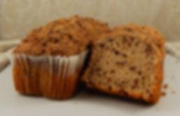 Cake Loaf - Unbaked - Cinnamon