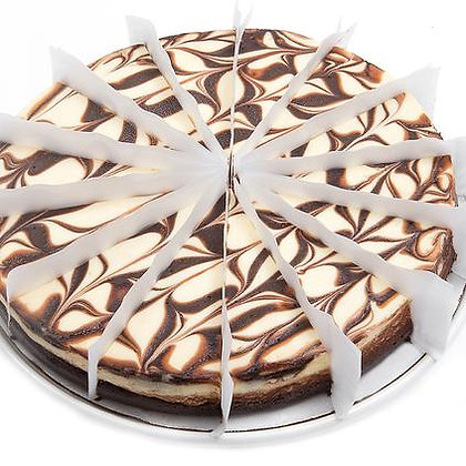 David's No Sugar Added Chocolate Marble Cake
