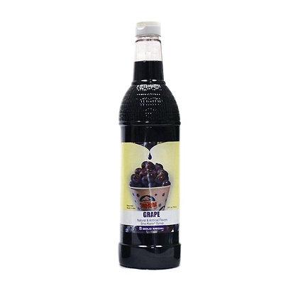 Sno-Kone Syrup - Bottle - Grape