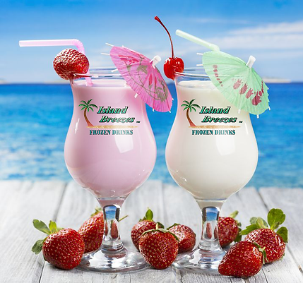 Island Breezes Strawberry