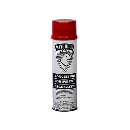 Cleaning - Watchdog Concession Equipment Degreaser 20oz