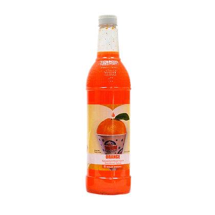 Sno-Kone Syrup - Bottle - Orange