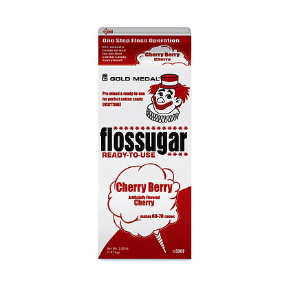 Flossugar - Cherry Berry